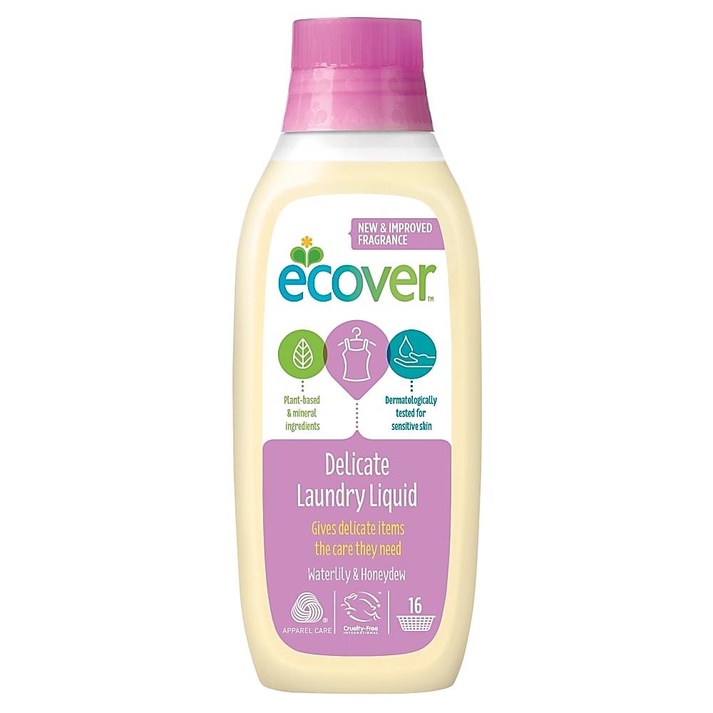 Detergente para lencería y prendas delicadas Ecover