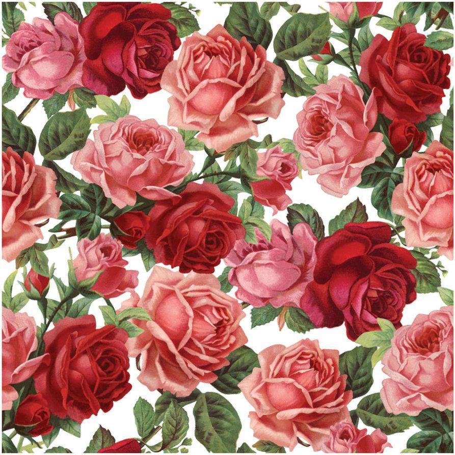 Ropa interior con flores
