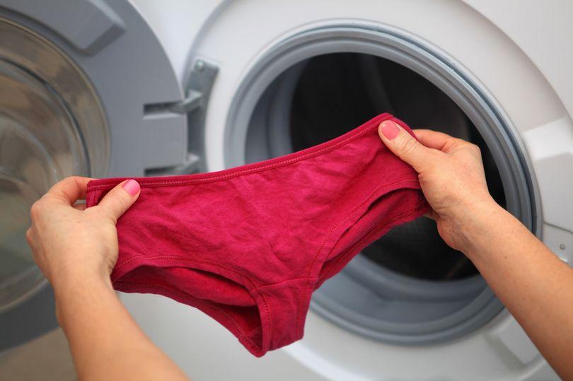 Cómo lavar bragas menstruales