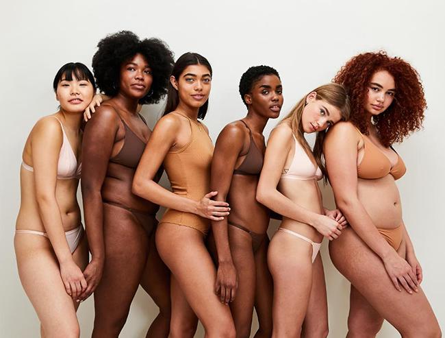 Qué es el color nude