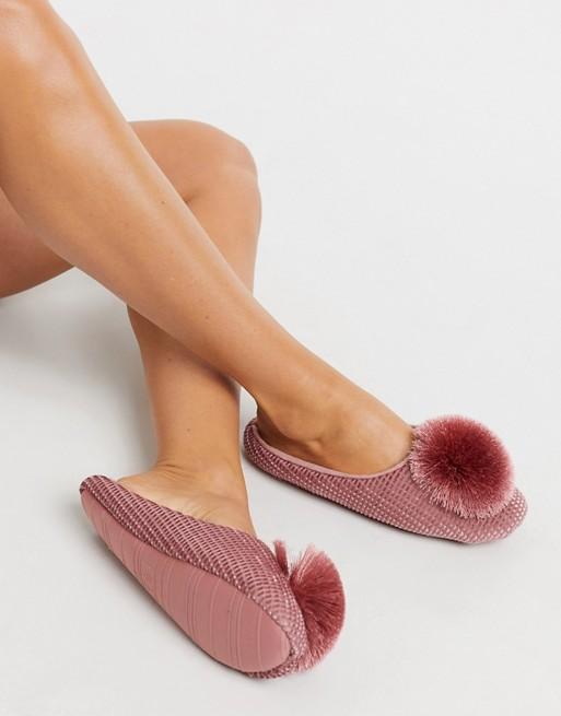Zapatillas para estar por casa mujer Asos 2020