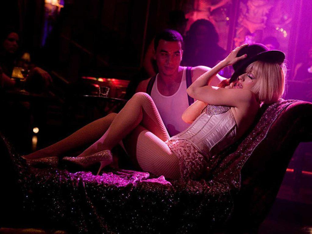 Lencería en el cine: Burlesque