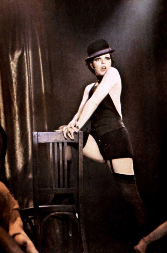Momentos de lencería en el cine: Cabaret
