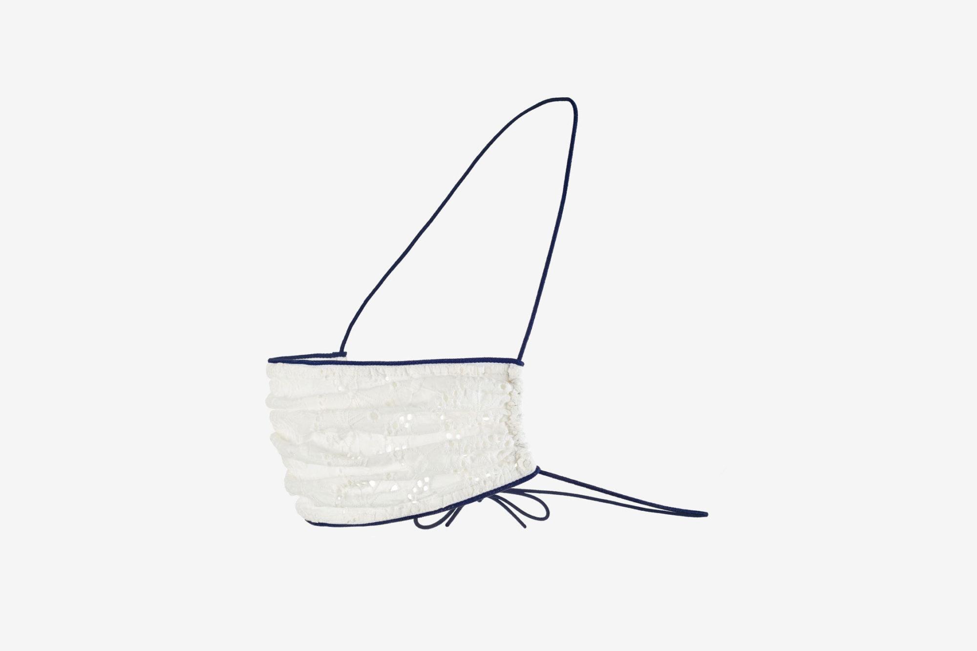 Sujetador Parche Monokini, de Anna Bonny, para un solo pecho
