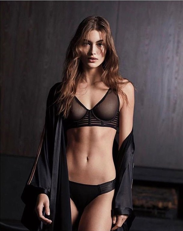 Conjunto de Victoria's Secret