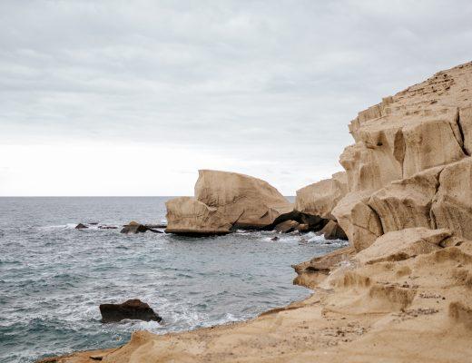 Localización para el editorial de marzo: Tajao (Tenerife)